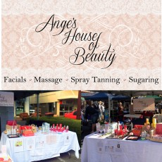 Ange House of Beauty Banner