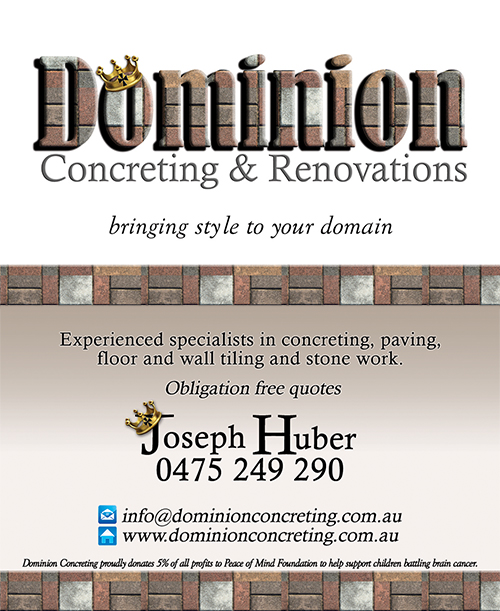 Dominion Business Card